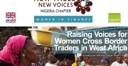 April 2015, Raising Voices for Women Cross Border Traders in West Africa
